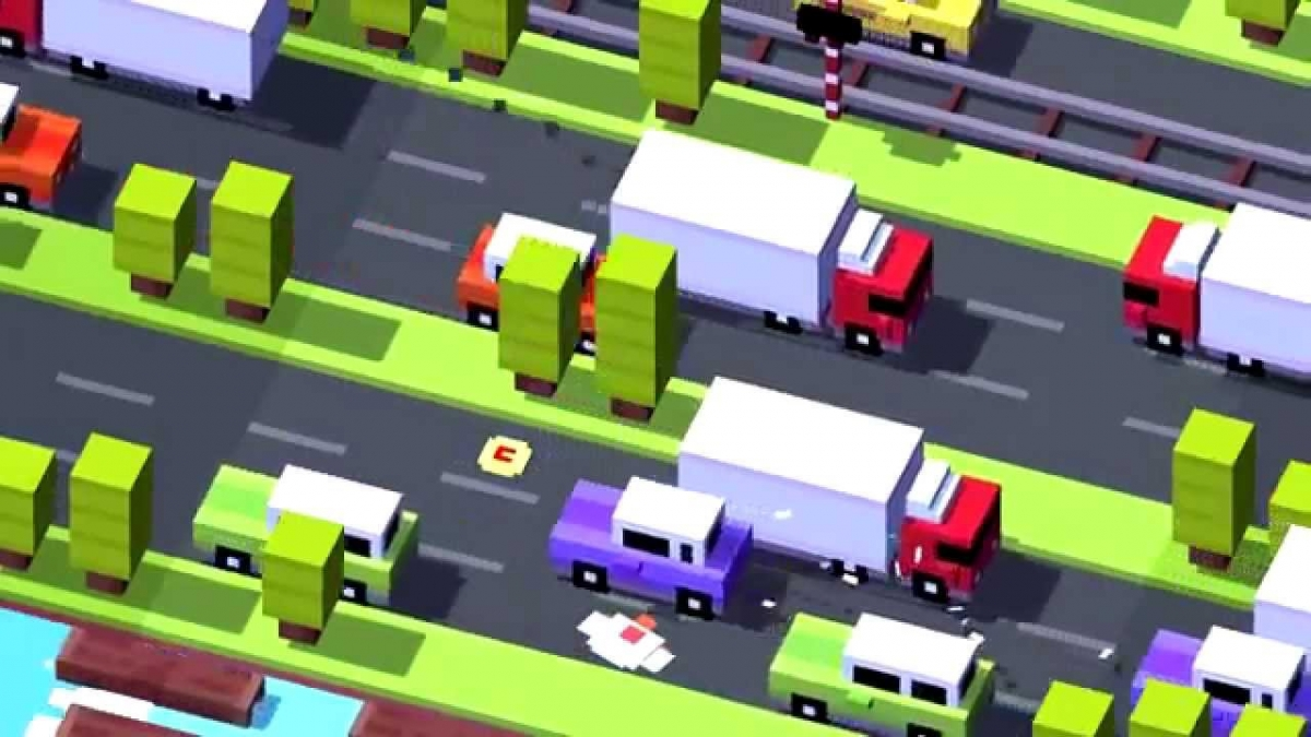 smashy road mod apk unlocked