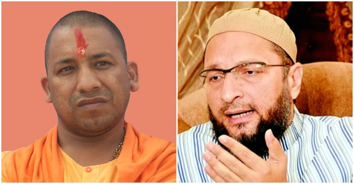 Both Asaduddin Owaisi and Adityanath Yogi upset the minorities with their blatant claims. Both are known for delivering provoking speeches to their religious communities