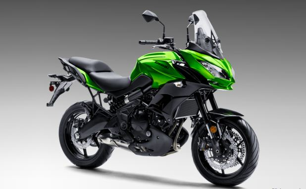 kawasaki versys 650 to be launched with abs in india company plans to launch 12 models in two. Black Bedroom Furniture Sets. Home Design Ideas