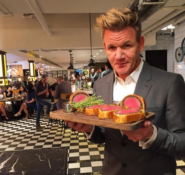 Gordon Ramsay Home Kitchen Recipes