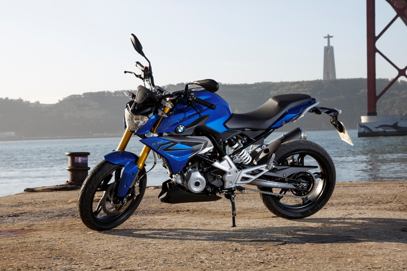 bmw g 310 r likely to be priced at rs 1 8 lakh india. Black Bedroom Furniture Sets. Home Design Ideas