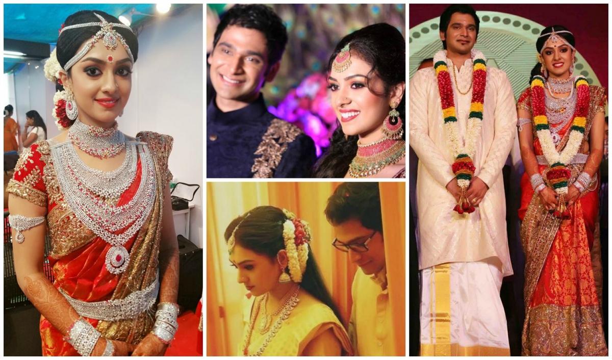 Watch Wedding Videos Of Arathi Ravi Pillai Adithya Vishnu