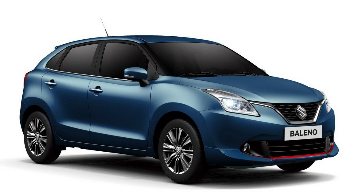 suzuki baleno web s edition launched in italian market. Black Bedroom Furniture Sets. Home Design Ideas