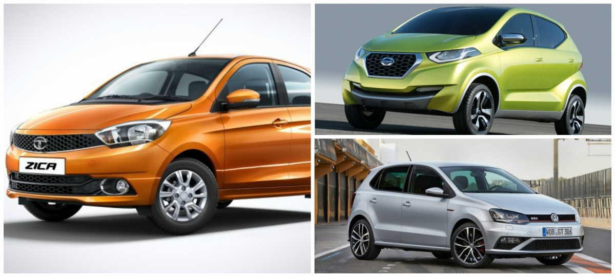 upcoming cars in 2016 hatchbacks worth waiting for from tata zica to polo gti photos. Black Bedroom Furniture Sets. Home Design Ideas