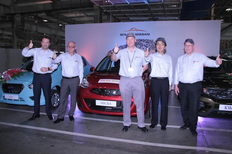 Nissan Car Company In Oragadam