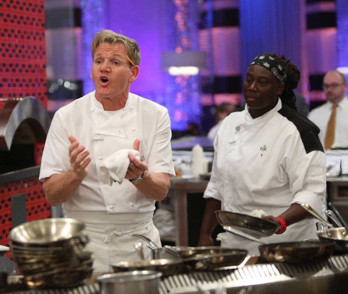 Watch Hells Kitchen: Watch Hell's Kitchen Season 15 Episode 1 Live Online: 18