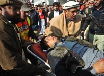Pakistan: Taliban militants attack Bacha Khan University in Charsadda with 3,000 students inside