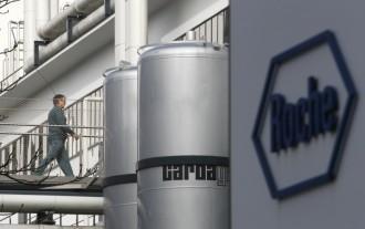 Roche Pharma company