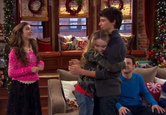 Josh was introduced to Girl Meets World in the Christmas special episode of season 1
