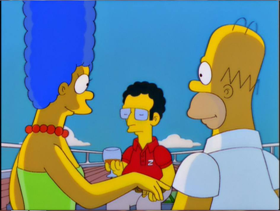 I Married Marge (8F10) episode guide — Simpsons Crazy