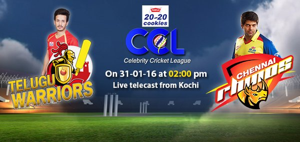 Celebrity Cricket League 2017 - CCL7 Live Score Today ...