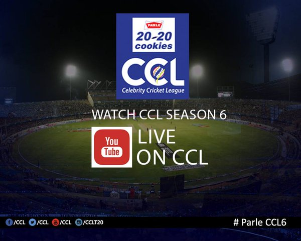 CCL - Celebrity Cricket League 2017 Live Scores, Schedule ...