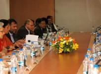 Nirmala Sitharaman meets exporters