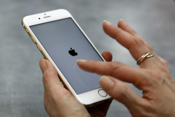 iPhone crashing bug emerged