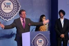 Richard Madley IPL Auction