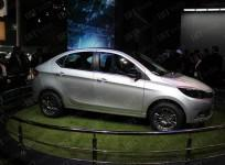 Tata Kit 5 compact sedan
