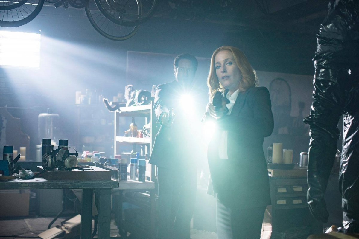 The X-Files - Season 10, Episode 4: Home Again - TV.com