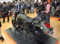 UM Motorcycles Renegade range