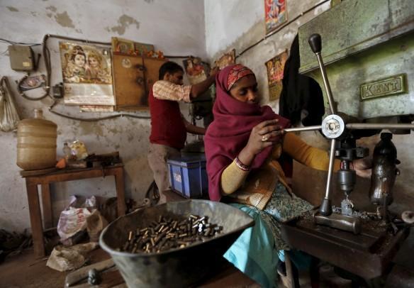 India's unorganised sector