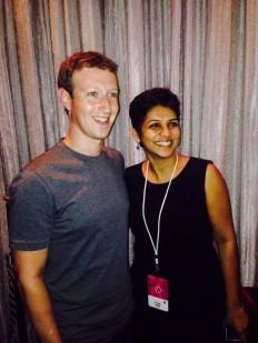 Facebook India's managing director Kirthiga Reddy resigns, reveals plans to relocate to the United States.