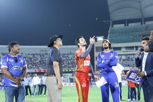 Celebrity cricket league watch live online