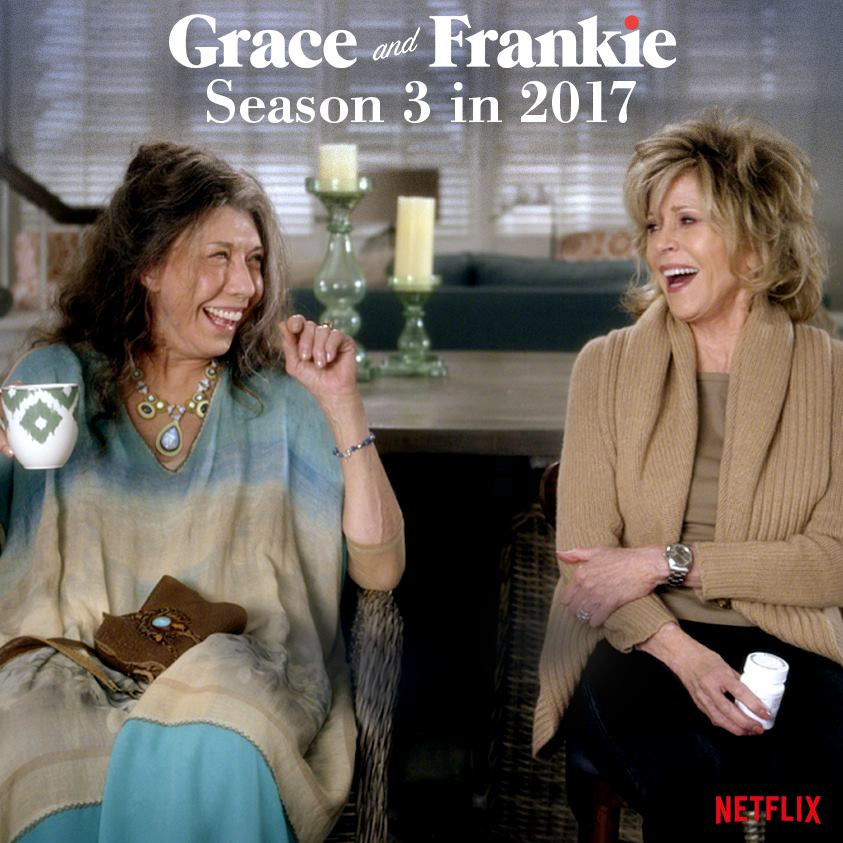 'Grace And Frankie' Season 2 Spoilers: Will Dolly Parton