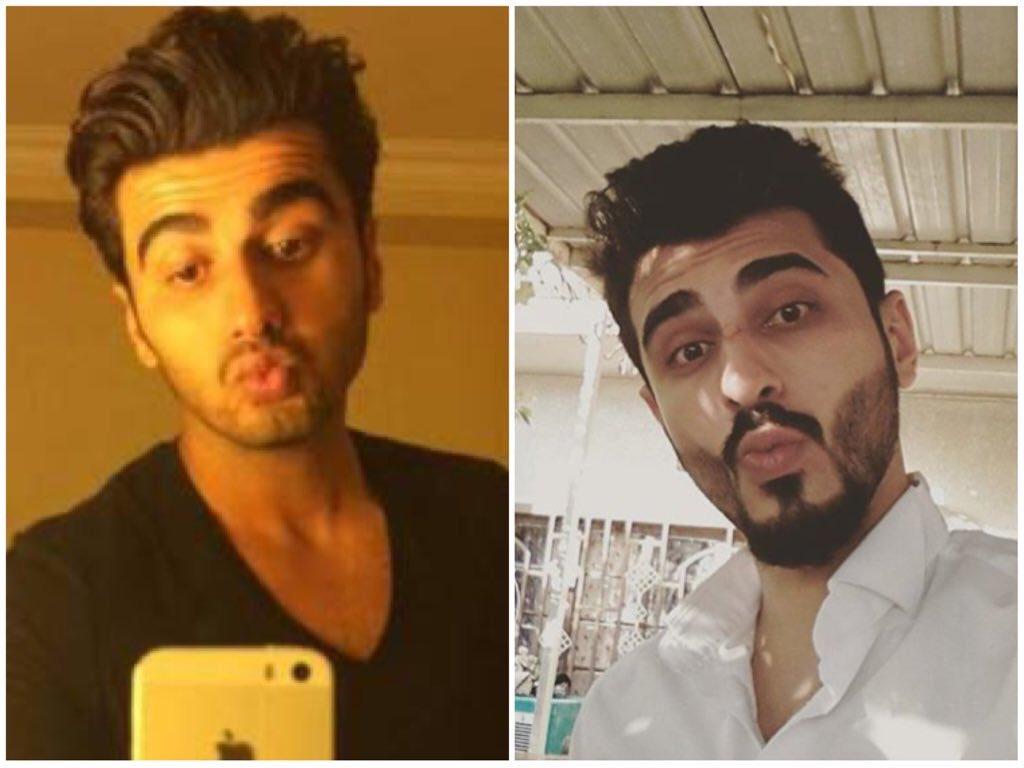 check 39 ki and ka 39 actor arjun kapoor 39 s shocking real life look alikes photos. Black Bedroom Furniture Sets. Home Design Ideas