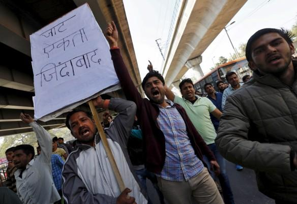 Jat quota, jat quota stir, jat quota agitation