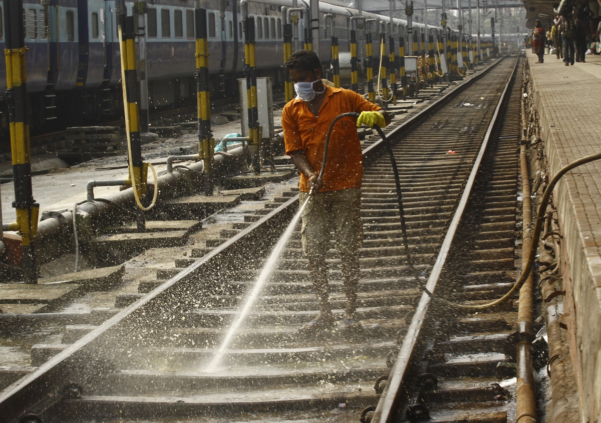 railway budget The separate railway budget, a 92-year-old tradition, has been scrapped by the centre the rail budget will be merged with the union budget starting next.