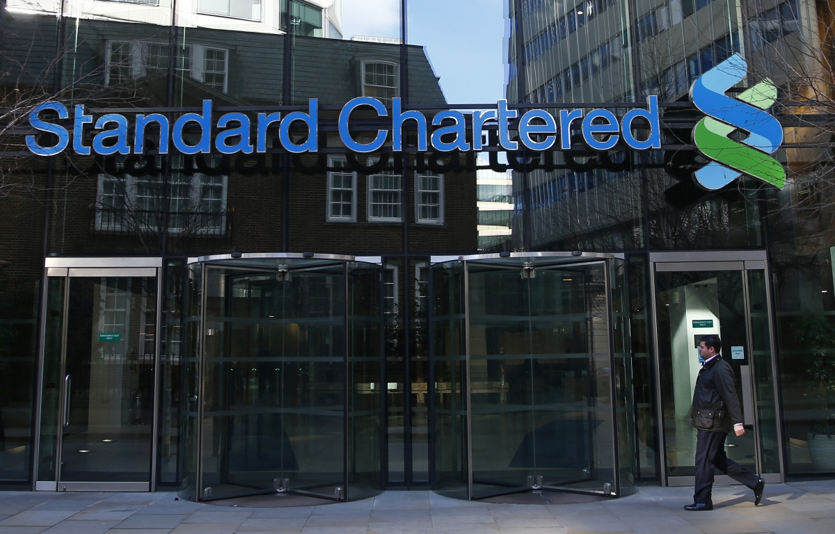Standard chartered forex rates in india