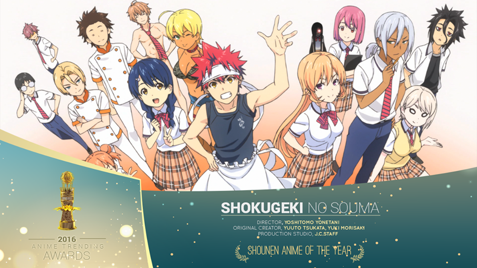 Shokugeki No Soma Season 2