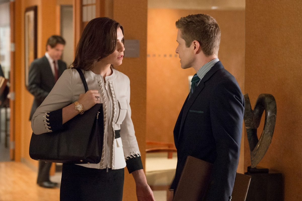 Watch 'The Good Wife' Season 7 episode 20 online: Peter ...