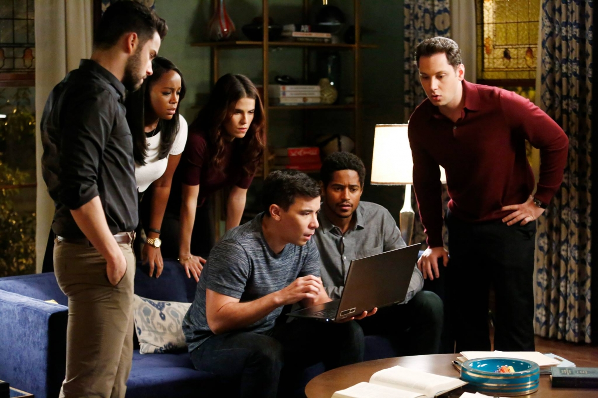 How to get away with murder season 3 episode 9 winter finale how to get away with murder season 3 episode 9 winter finale spoilers creator makes big revelation ccuart Image collections