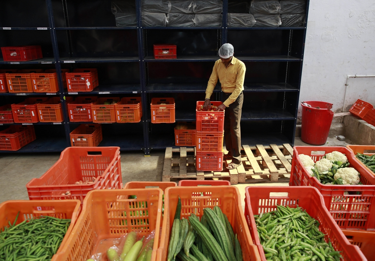bigbasket com There's more money flowing into india's e-commerce space after bigbasket, a  bangalore-based company that sells and delivers groceries.