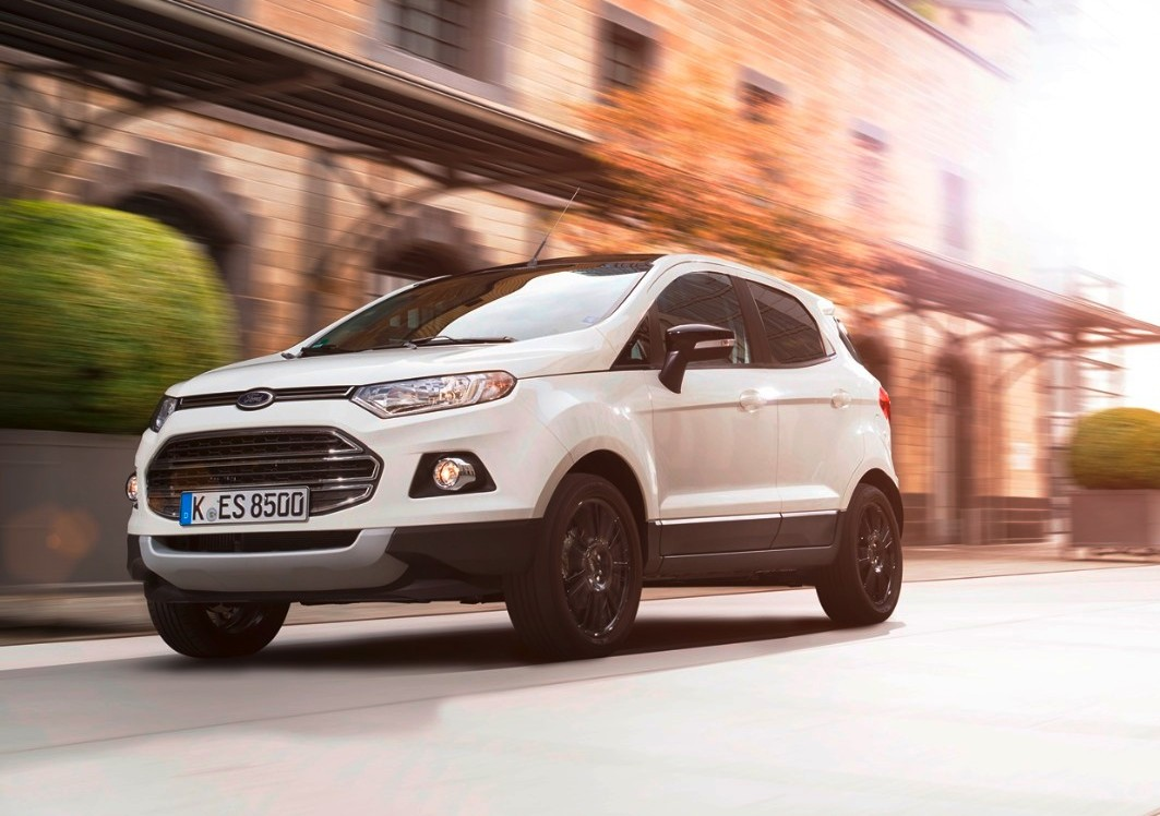 2017 Ford EcoSport Update Coming Soon Here Are Features To Expect