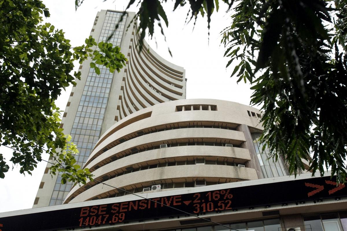 Bombay stock exchange trading system