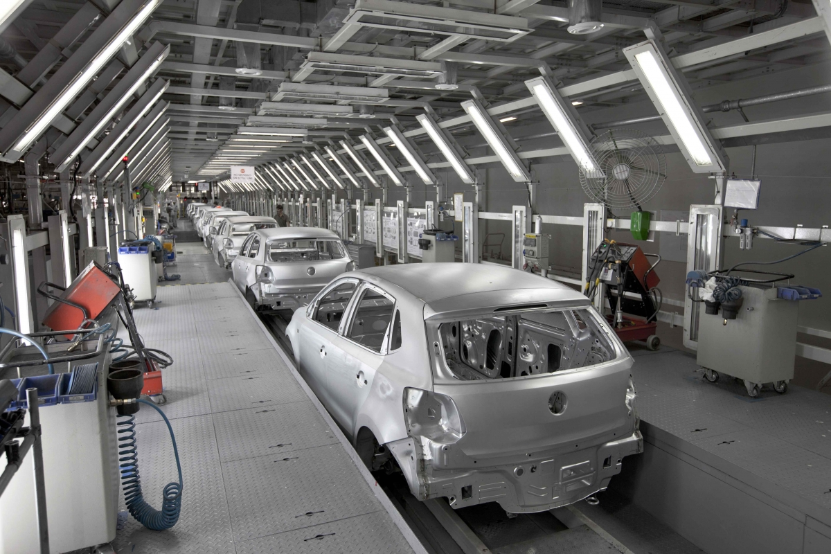 Volkswagen Ramps Up Production At Pune Plant