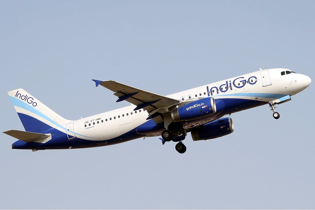 Indigo airlines international the image for The indigo