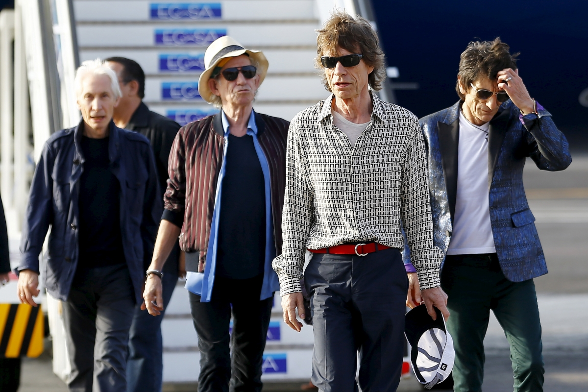 Everything you need to know about The Rolling Stones' new ... Rolling Stones News