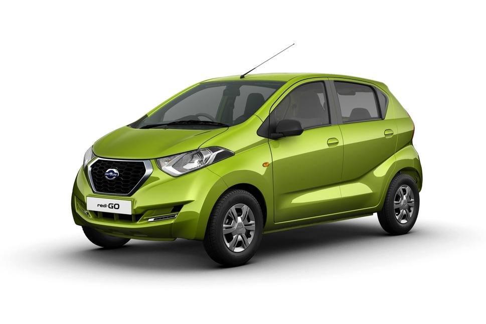 Nissan Go Car Price In India