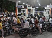 India Petrol fuel consumption petrol station fuel station