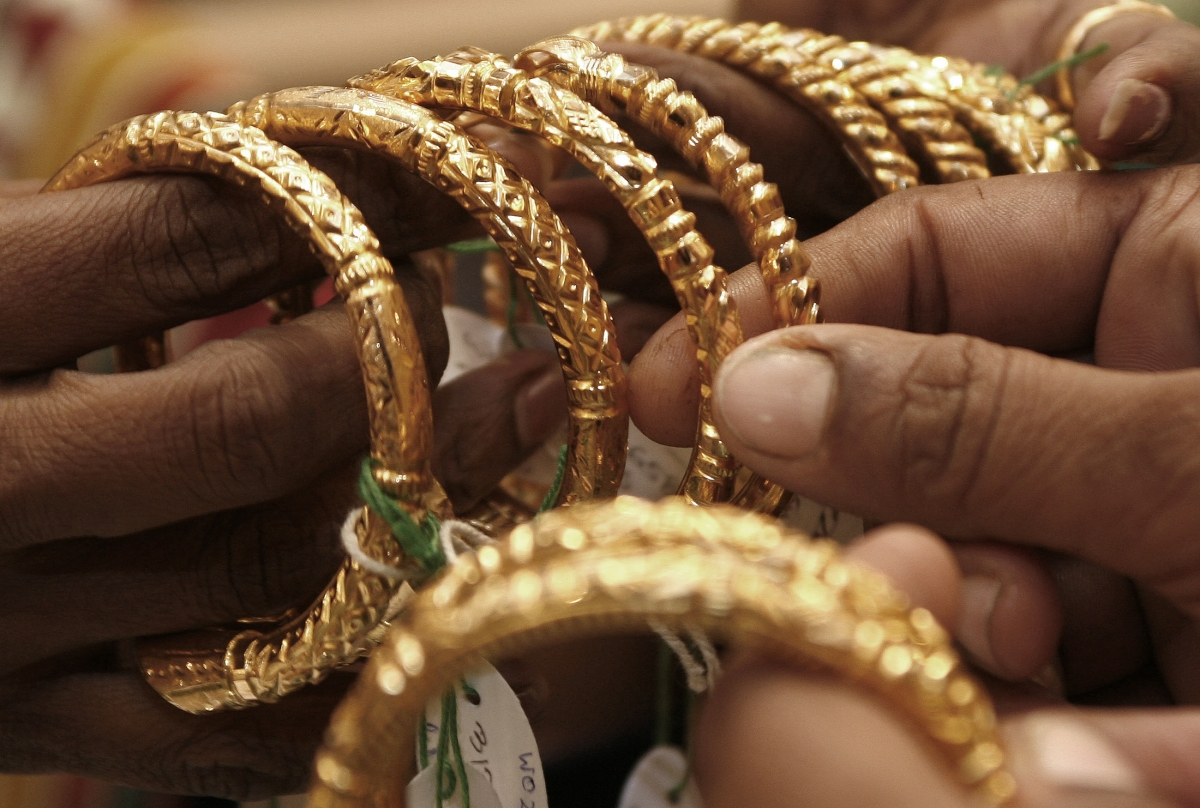Indian gold jewellery demand fell to 7-year low in 2016: WGC ...