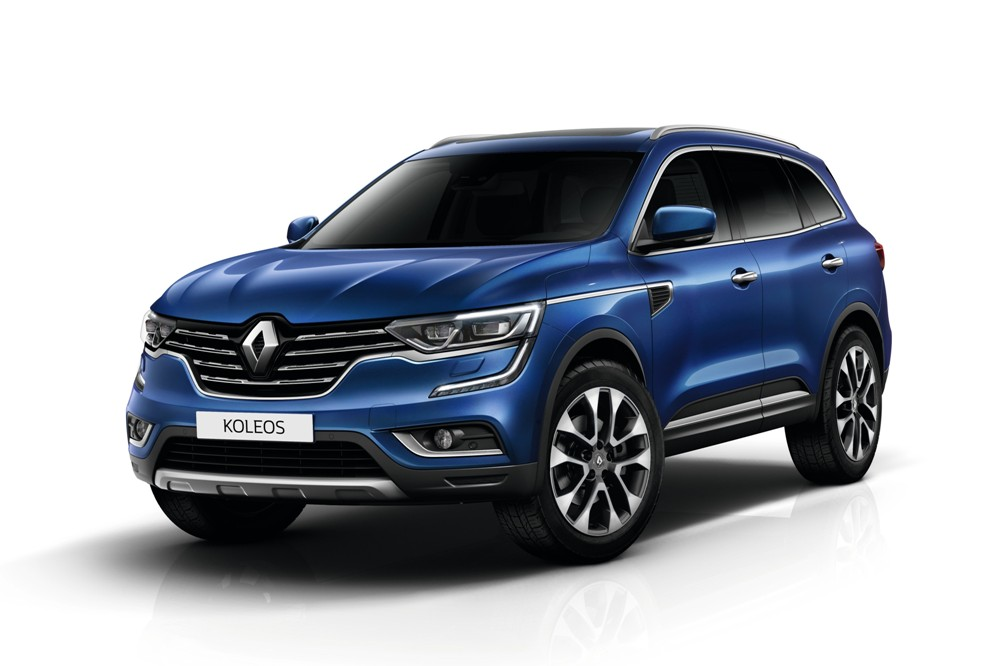 new renault koleos suv unveiled at auto china 2016 ibtimes india. Black Bedroom Furniture Sets. Home Design Ideas