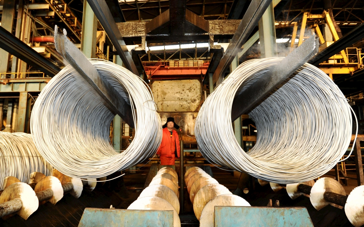 information about iron and steel industry The steel and metal industry has grown rapidly since the economic crisis almost half a million people now work in this industry.