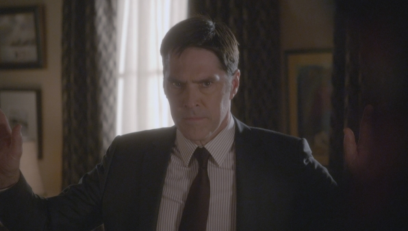 Who is the girl hotch dating on criminal minds