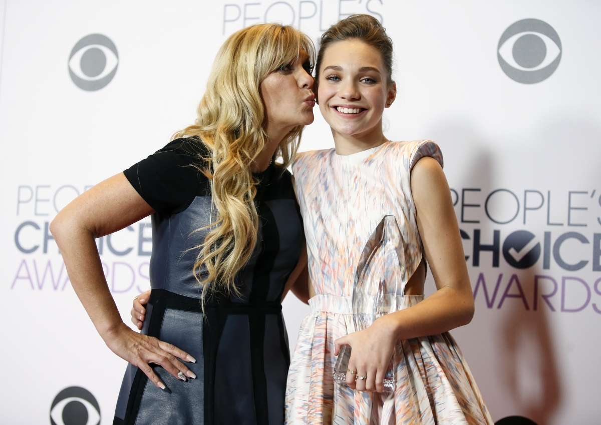 Melissa gisoni reflects on maddie ziegler s time on dance moms