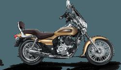 Bajaj Avenger Cruise 220 desert gold edition launched