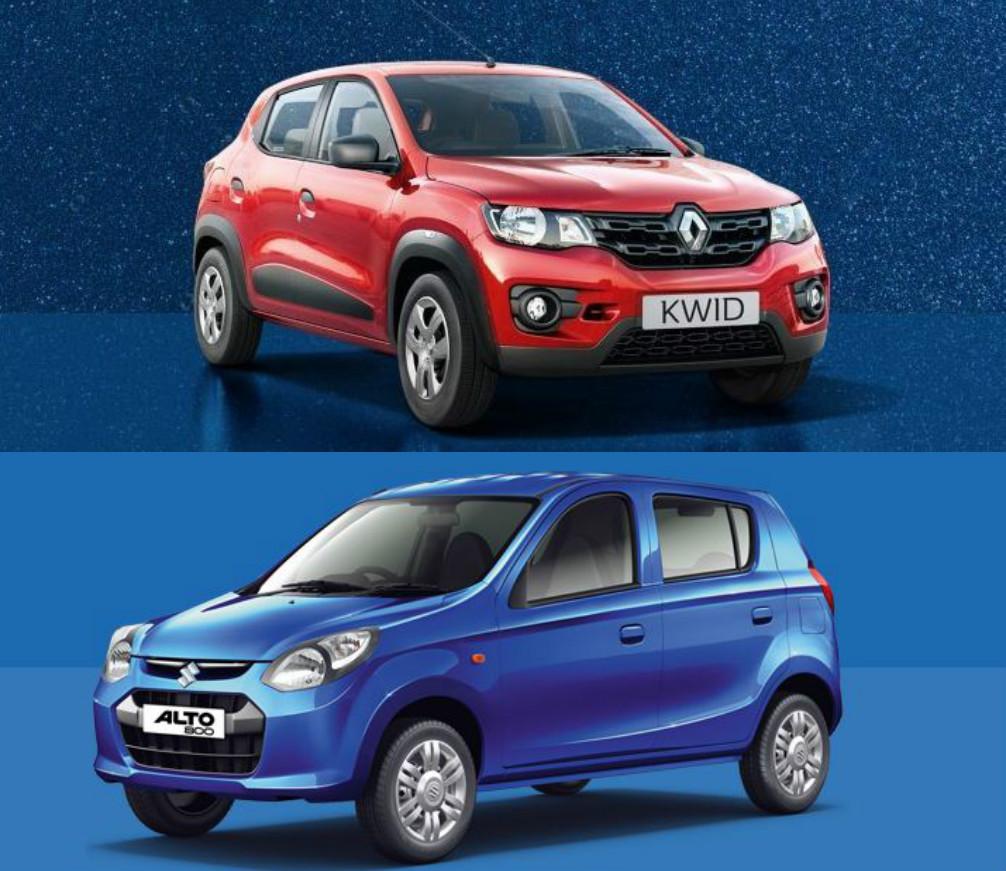 Maruti Alto K10 Price Used Car2016: Renault Kwid Eats Into Maruti Suzuki Alto's Sales In First