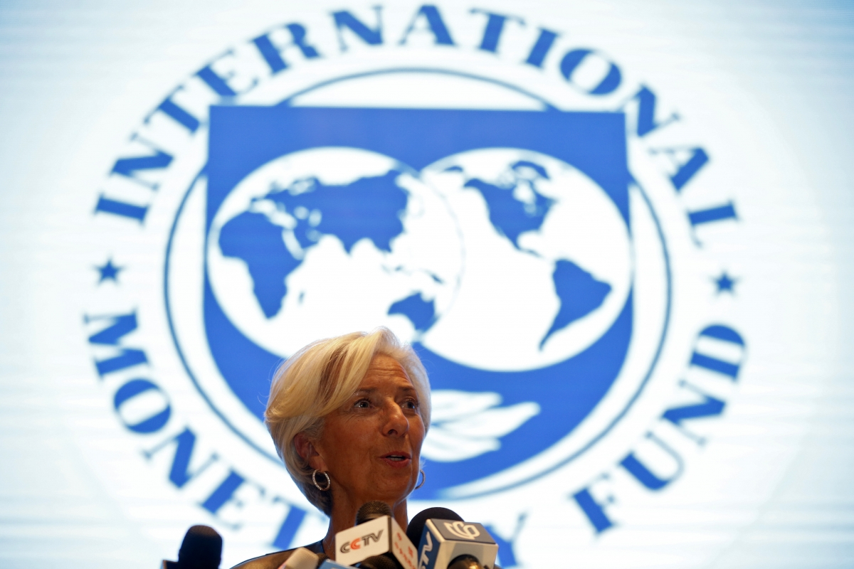 Imf chief christine lagarde to face trial over tapie arbitration case in france - International monetary fund ...