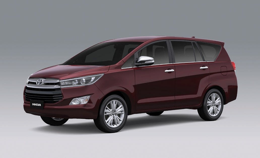 Toyota Innova Crysta Deliveries Commence Mpv Priced At Rs